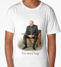 Dr. Phil - You Need Help Long T-Shirt