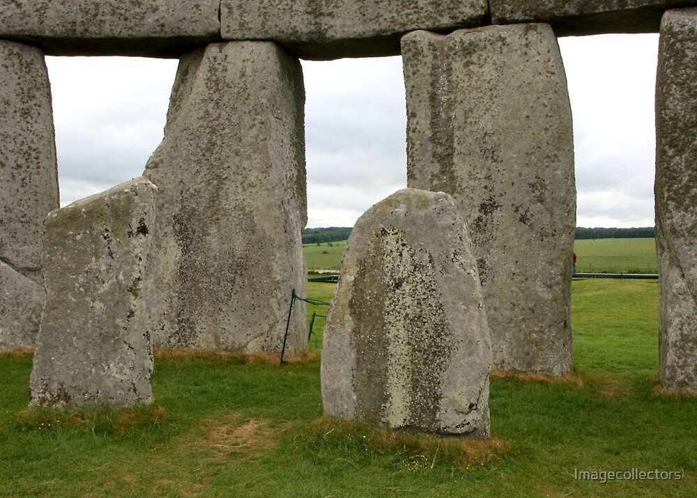 Stonehenge Two by Imagecollectors