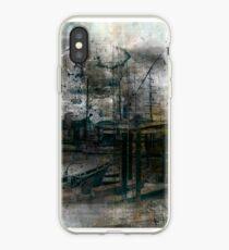 Hamburg Harbour iPhone Case