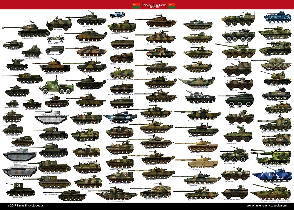 Chinese PLA Armor by TheCollectioner