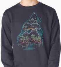 Nature is Calling Pullover
