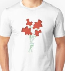 Florence Nightingale's Statistical Bouquet Unisex T-Shirt