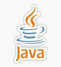 Java Sticker