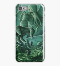 Cthulhu Unleashed iPhone Case/Skin