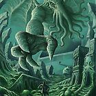 Cthulhu Unleashed by Paul Mudie