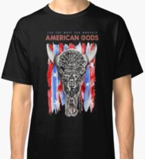 AMERICAN GODS Classic T-Shirt