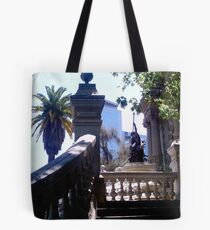 The Old, The New and The Exotic Tote Bag
