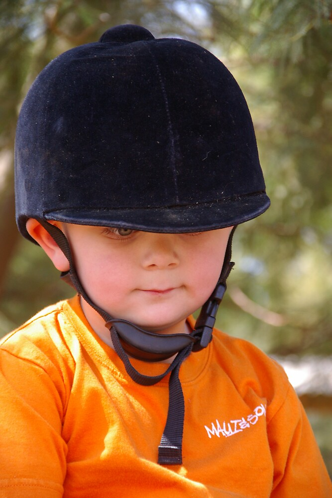 Little Rider by Deidre Cripwell