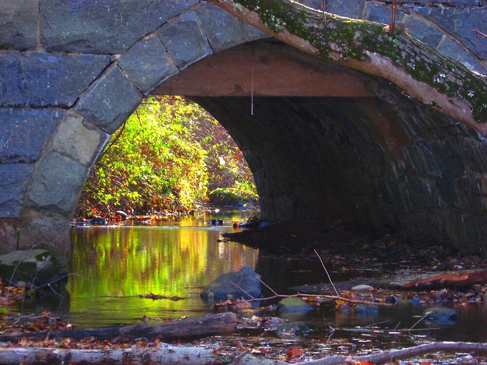 Water under the bridge by chinet