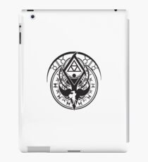 Zelda Themed Design - Hyrule & Legend of Zelda – Videogame Gift for Nintendo Lover iPad Case/Skin