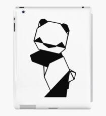 Panda Origami iPad Case/Skin