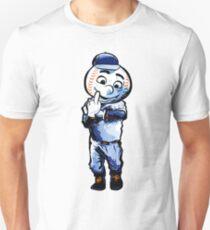 Mr. Met Middle Finger Unisex T-Shirt