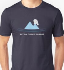 Act On Climate Change T-Shirt