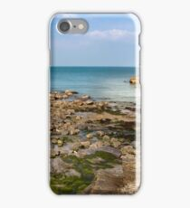 Epphaven cove  north cornwall iPhone Case/Skin
