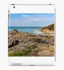 Epphaven cove  north cornwall iPad Case/Skin