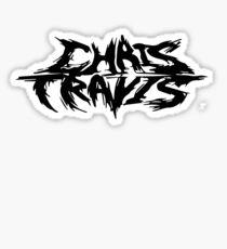 Chris Travis Sticker