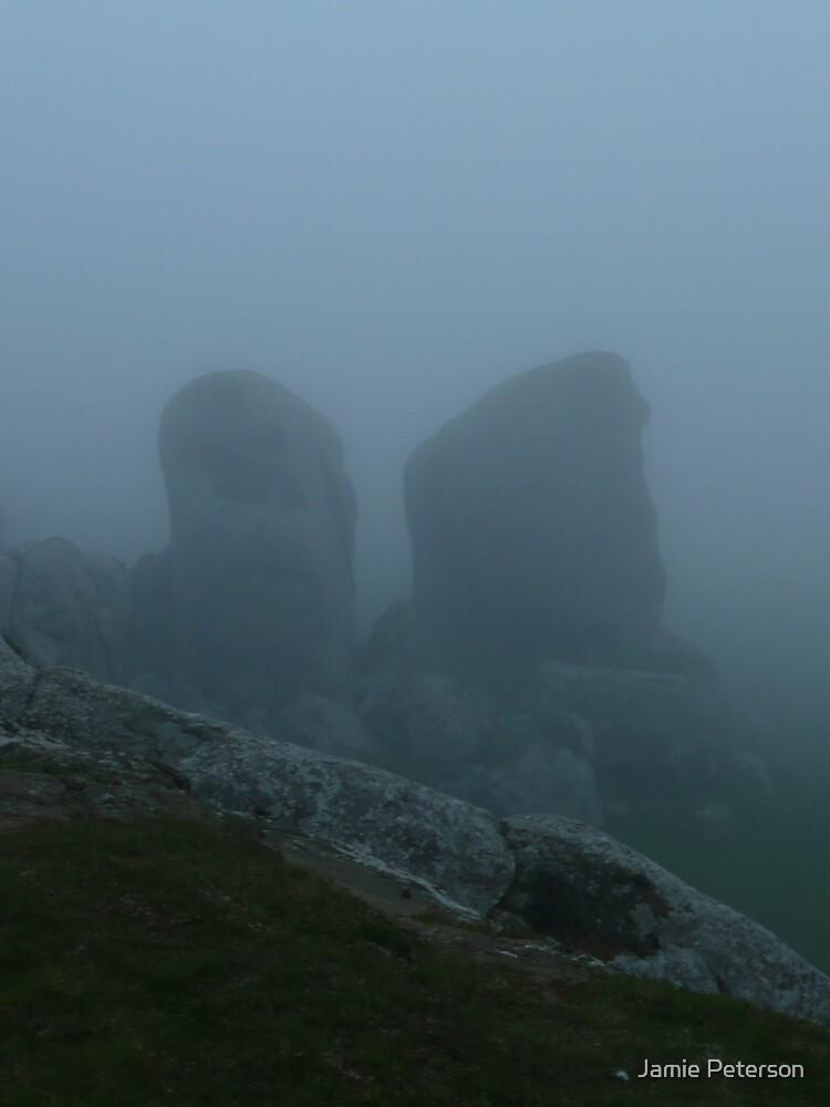 Thru the Fog by Jamie Peterson