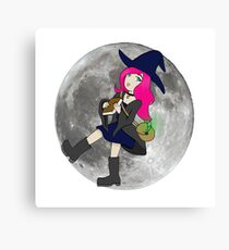 Witch Canvas Print