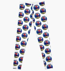 Earth Worm Cobra Leggings