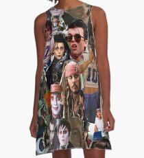 johnny A-Line Dress