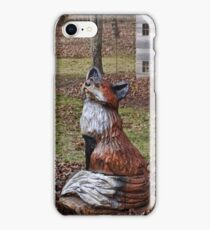 Sly Fox iPhone Case/Skin