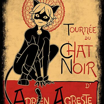 Tournee du Chat Noir by Gallifreya