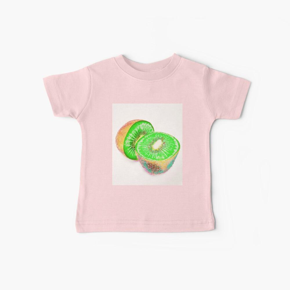 Kiwilicious - Fruit Lover Gift Baby T-Shirt
