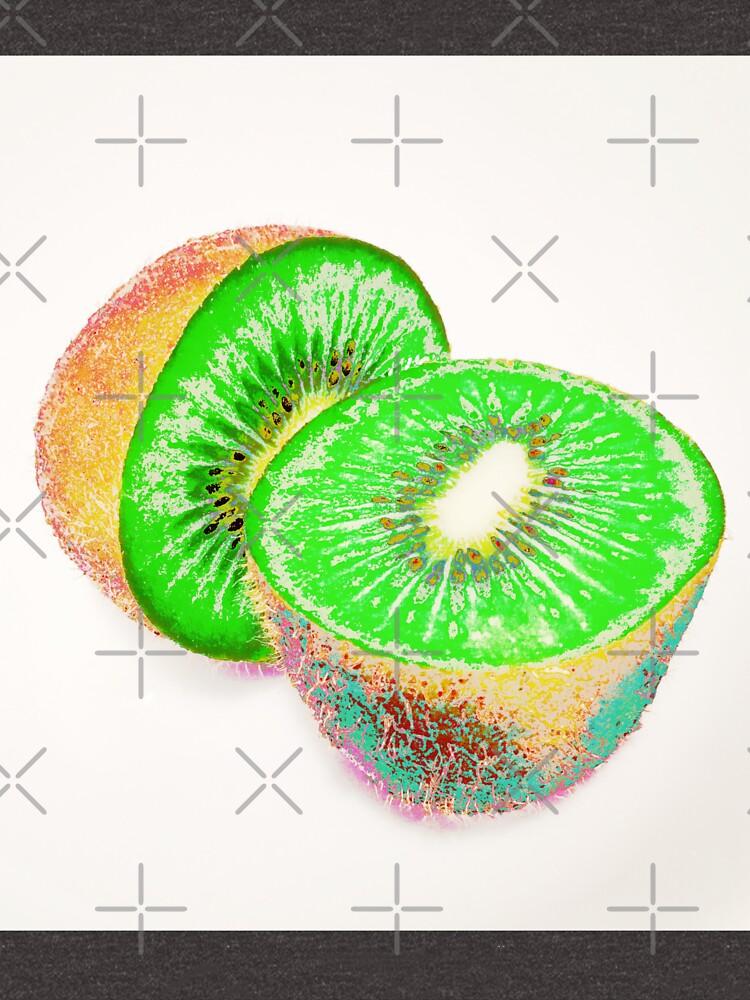 Kiwilicious - Fruit Lover Gift by OneDayArt