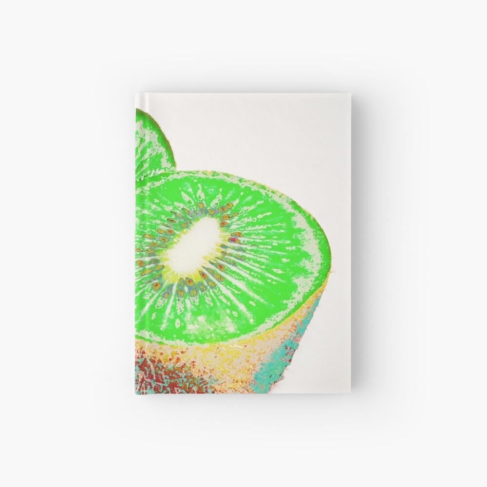 Kiwilicious - Fruit Lover Gift Hardcover Journal