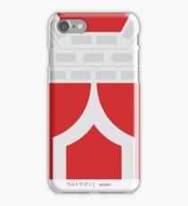 Ultraman Seven iPhone Case/Skin