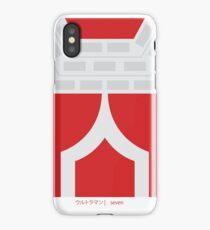 Ultraman Seven iPhone Case
