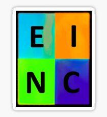 Emerald Isle, NC Sticker