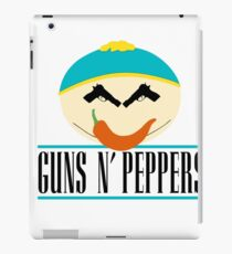 Guns&Peppers iPad Case/Skin