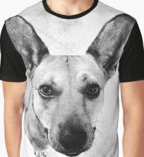 Carolina Gray Pup Graphic T-Shirt