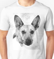 Carolina Gray Pup Unisex T-Shirt