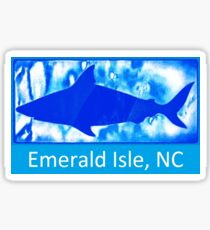 EI Shark Sticker