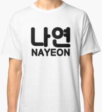 TWICE - Nayeon 나연 Hanja Classic T-Shirt