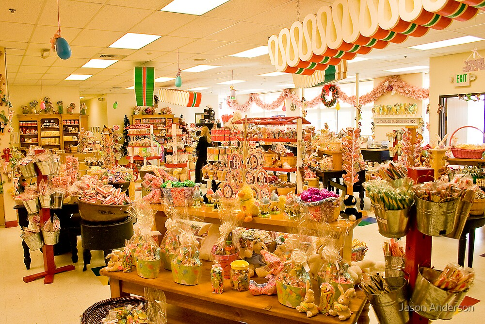Candy Wonderland by Jason Anderson