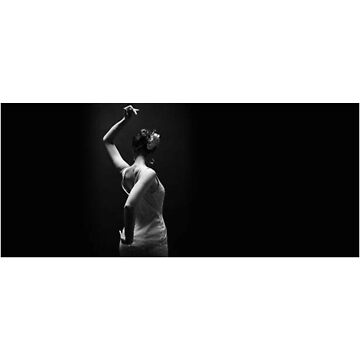 T-Shirt Flamenco Dancer by movedance