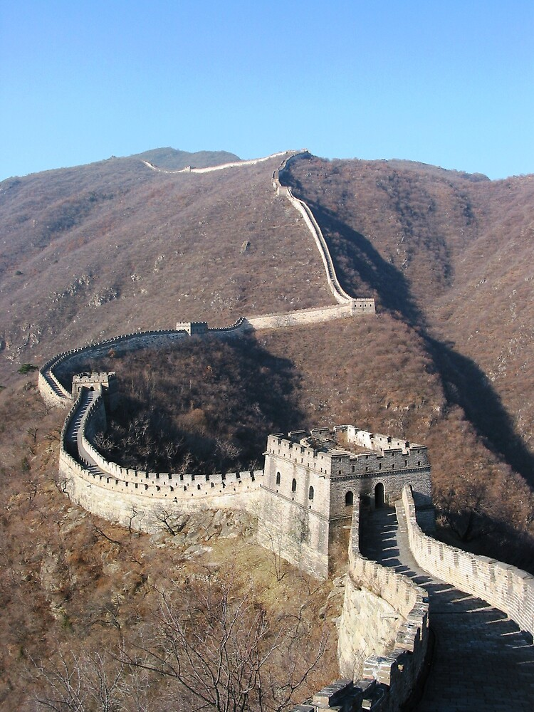 The Great Wall of China by Bre222