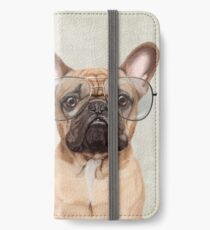 Mr Bulldog iPhone Wallet/Case/Skin