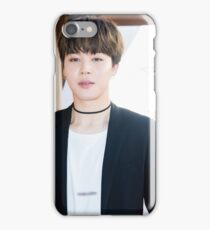 bbmas jimin iPhone Case/Skin