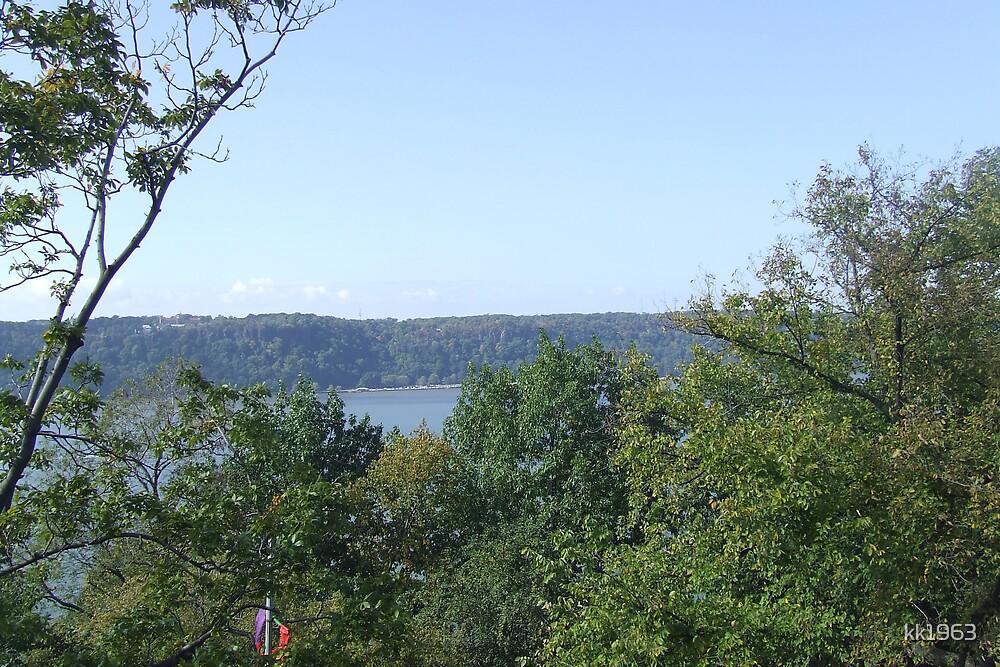 Hudson River and Palisades by kk1963