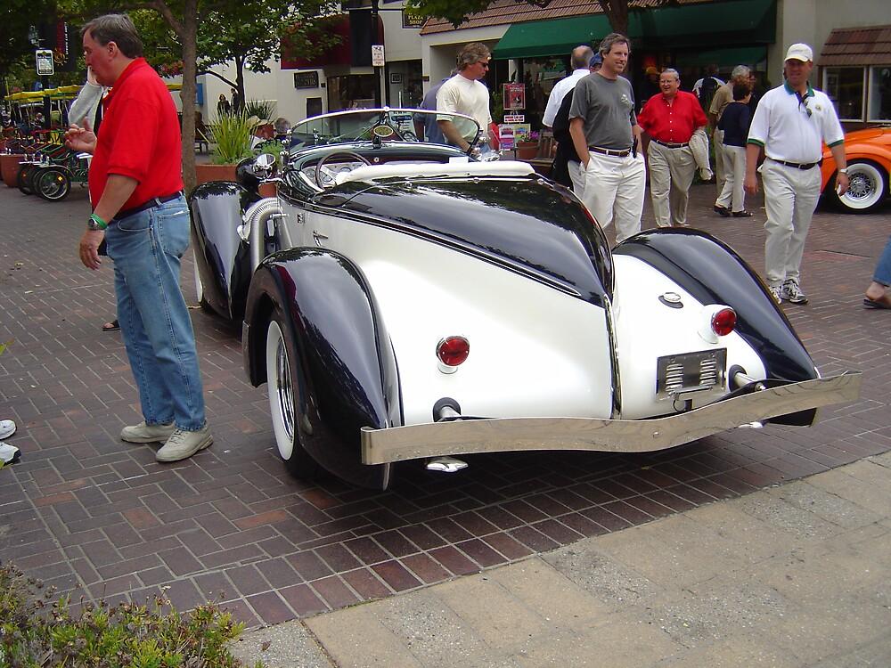 Auburn Boatail Speedster by Jerry Stewart