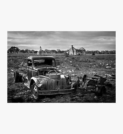 Farm Days Photographic Print
