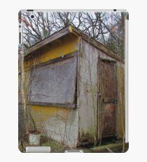 Yellow shack iPad Case/Skin
