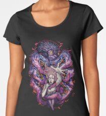 Octopus Monster Women's Premium T-Shirt