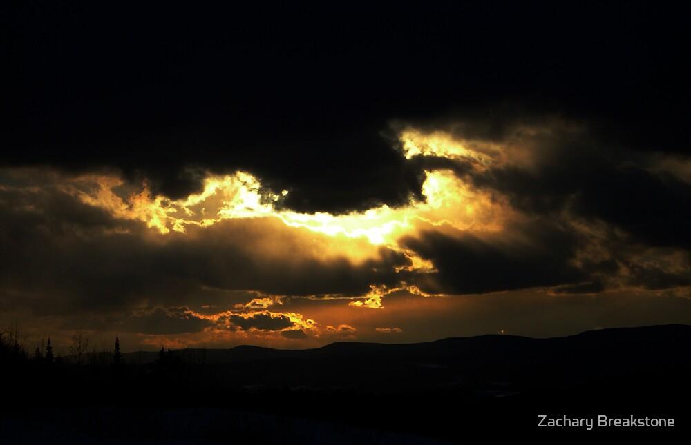Heaven's Gateway by Zachary Breakstone