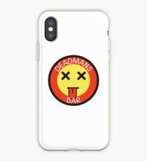 Deadmans Bar Graphic iPhone Case