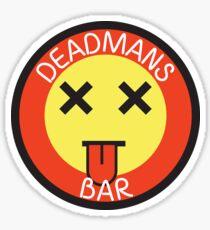 Deadmans Bar Graphic Sticker